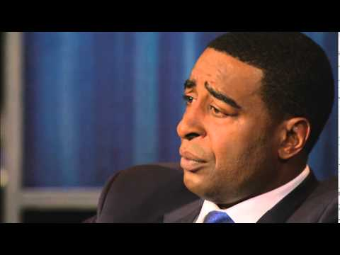 Cris Carter plays Did You Ever? on CenterStage