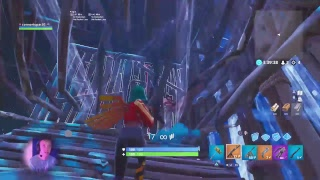 Getting bare kills in team rumble Fortnite #596