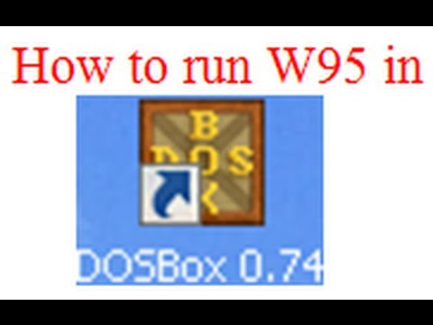 Windows 95 Img Dosbox Download Win - weekendmake