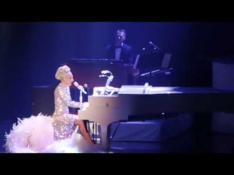 Lady Gaga - 'Born This Way' - Jazz and Piano - Park MGM, Las Vegas - 1/20/19