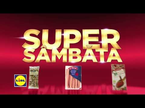 Super Sambata la Lidl • 26 Ianuarie 2019