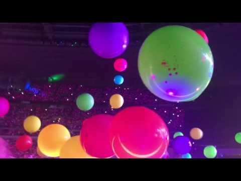 Coldplay - Live Stade De France 15 et 16 Juillet 2017