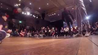 Dutch Open Breakdance Final 2015 Jeroen (NL) vs Ferhat (GER)
