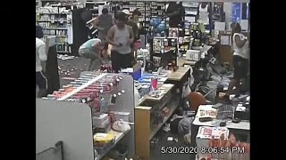 Detectives hoping to identify looters who stormed Tampa CVS during protests