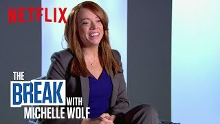 The Break with Michelle Wolf | Untested Rape Kits | Netflix