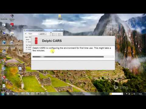 how to instal,activate delphi ds150e V 2013 3