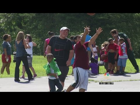 Boys and Girls Clubs of Southwest Virginia hold Olympics for kids