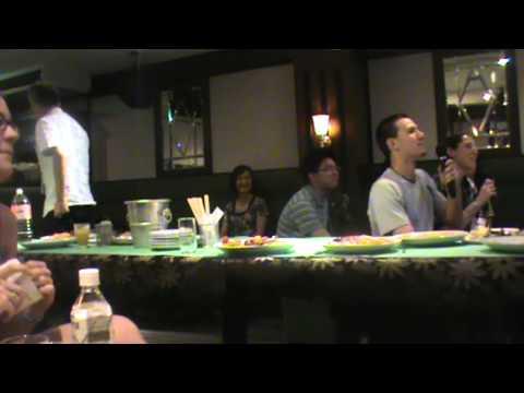 Karaoke in Nagoya, Japan 3 -- Baby, Baby (Justin Bieber)