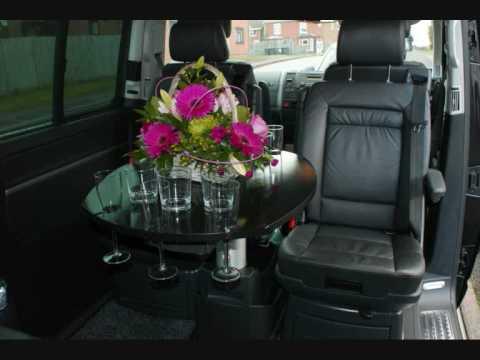 Vw T5 Caravelle - Custom Interior