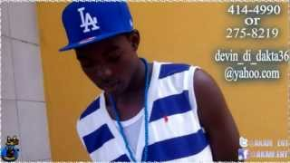 Devin Di Dakta - Mi Love Girls [Hot Spot Riddim] July 2012