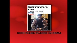 Rich Piana Placed in Medically Induced Coma   Tiger Fitness thumbnail
