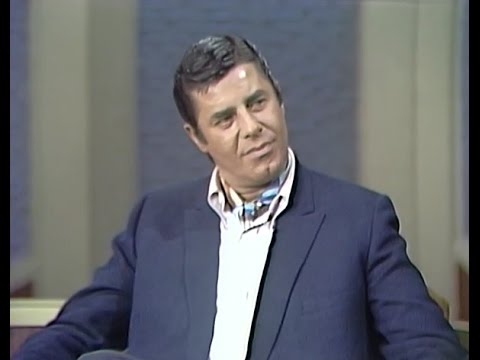 Jerry Lewis Dick Cavett 1973