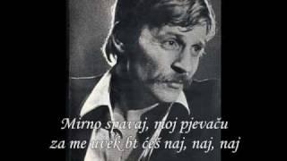 Zeljko Samardzic-Mirno spavaj moj pjevacu