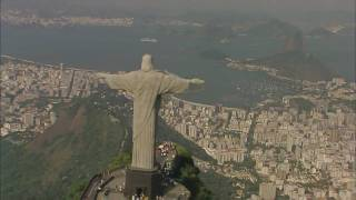 Rio 2016 - Helicopter View (HD)