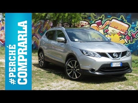 Nissan Qashqai 2014 Perch comprarla... e perch no