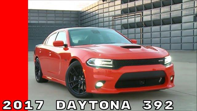 2017 Dodge Charger Daytona 392 Youtube