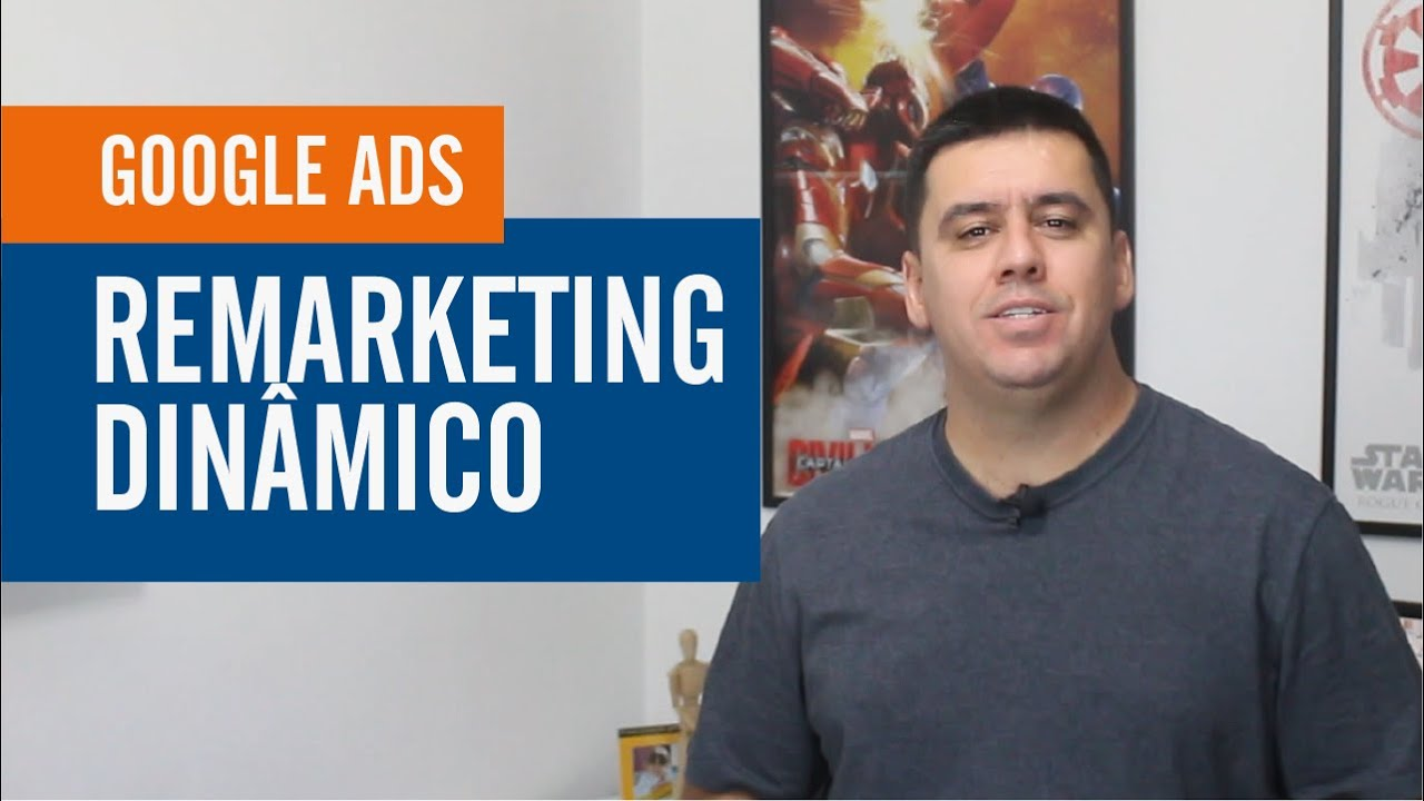 REMARKETING DINÂMICO NO GOOGLE ADS