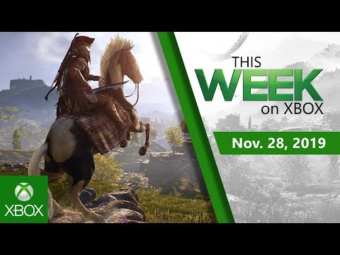 Xbox SALES, Gamers Outreach, Games With Gold, & MORE!