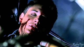 Supernatural Live action & anime: The crash