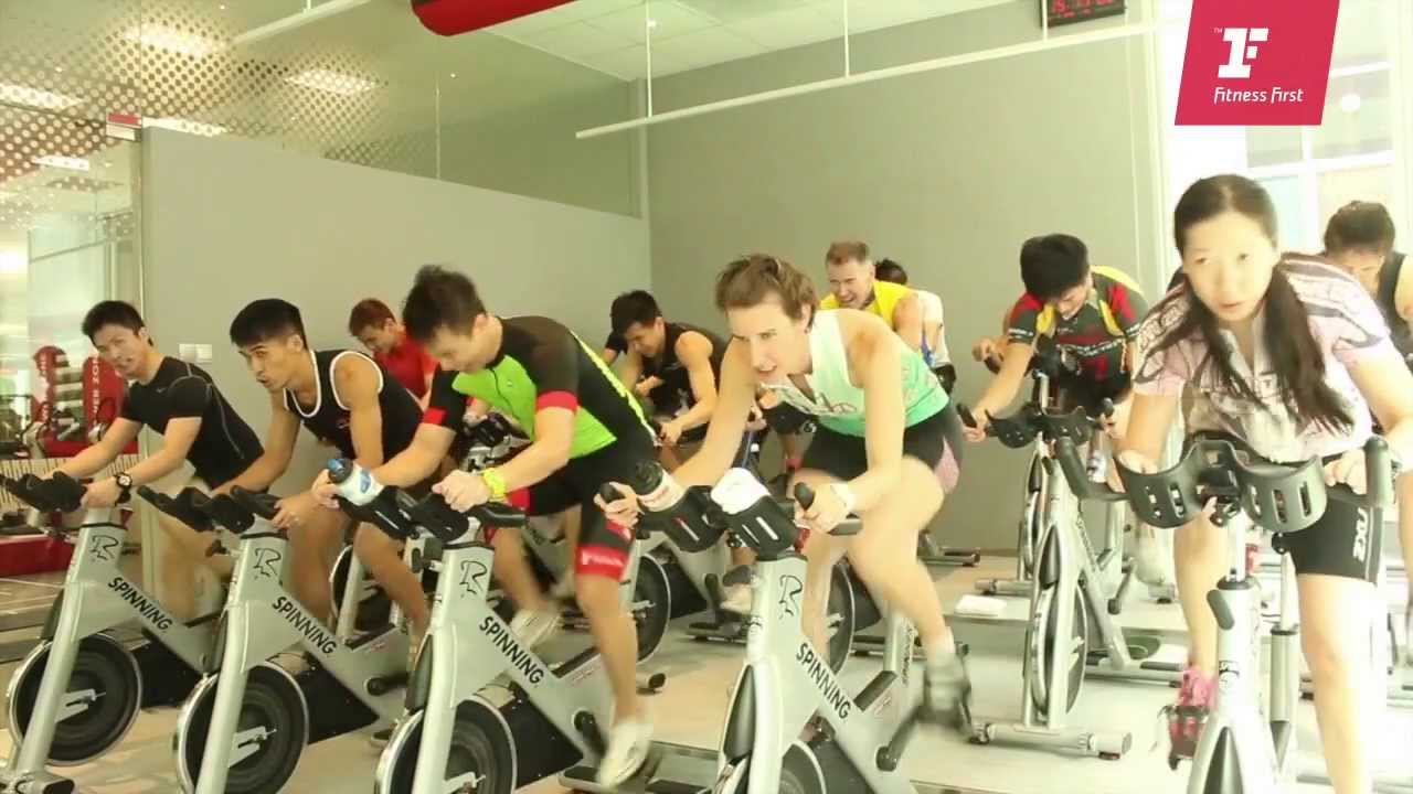 Fitness first singapore pro cycling youtube - Fitness first swimming pool singapore ...