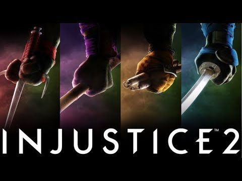 Thumbnail: Injustice 2: Why The Ninja Turtles Could Be The Surprise Characters