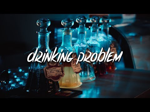 Arizona Zervas - Drinking Problem (Lyrics) Feat. 27CLUB (Prod. River Beats & 94 Skrt)