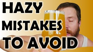 Hazy NEIPA Mistakes That Ruin Your IPA and How to Brew them Better