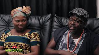 AFRICAN PARENTS THE ADAMANT CHILDREN | Homeoflafta Comedy