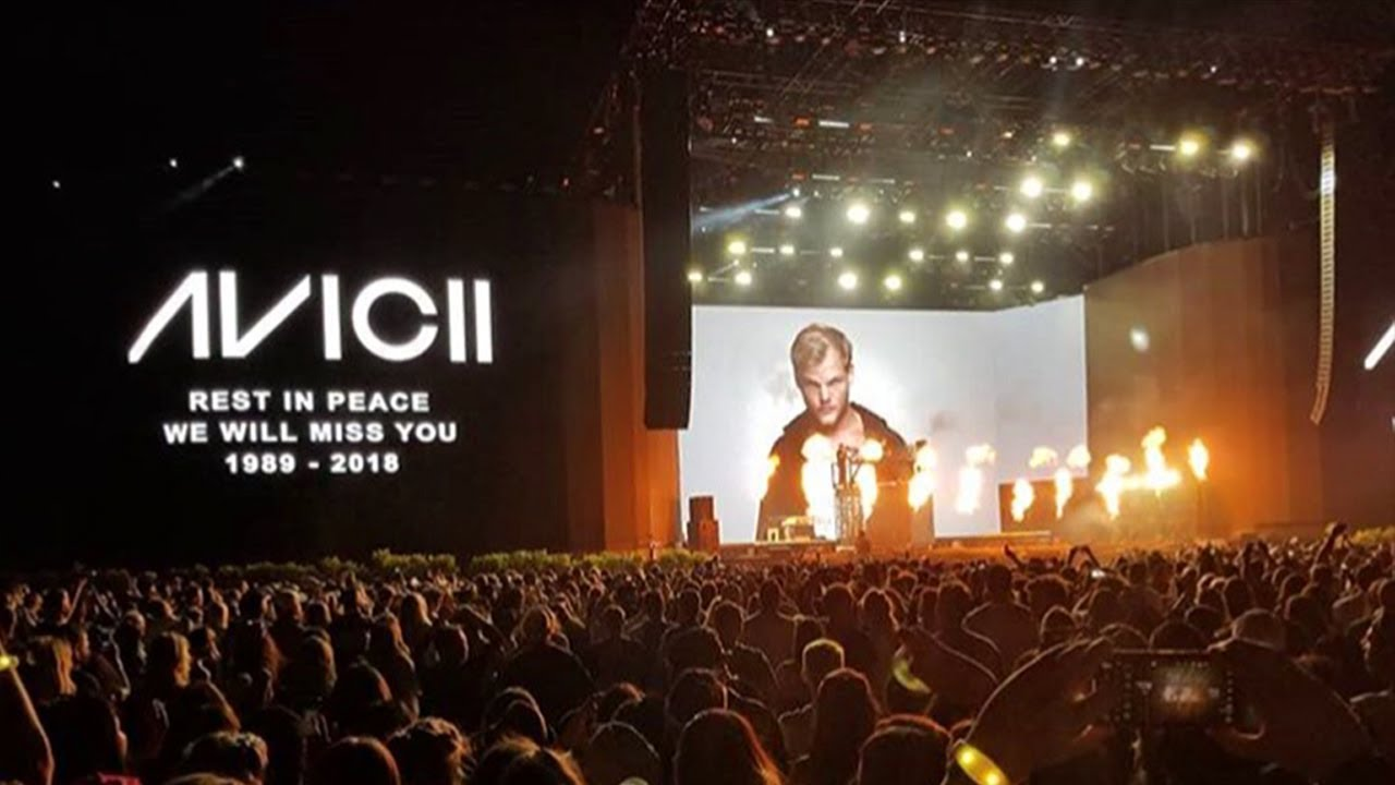 tributes to avicii by famous djs musicians sweden church bells