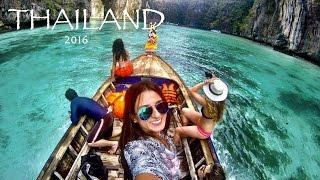 Thailand Adventures 2016 - GoPro Hero4