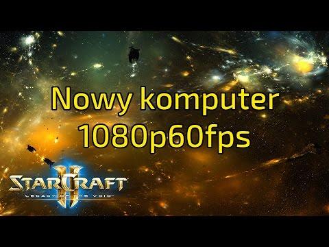 [#312] Live - Nowy komputer! 1080p60fps pierwsze testy
