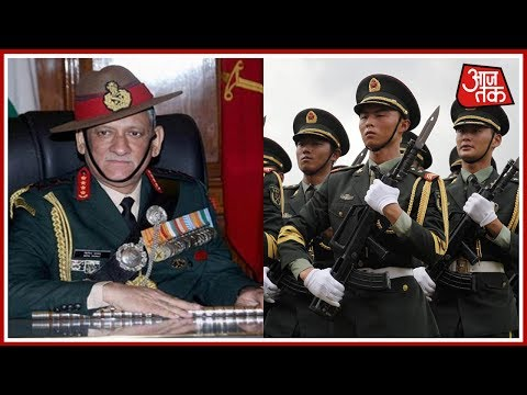China Bound To Be A Future Threat To India: Army Vice Chief