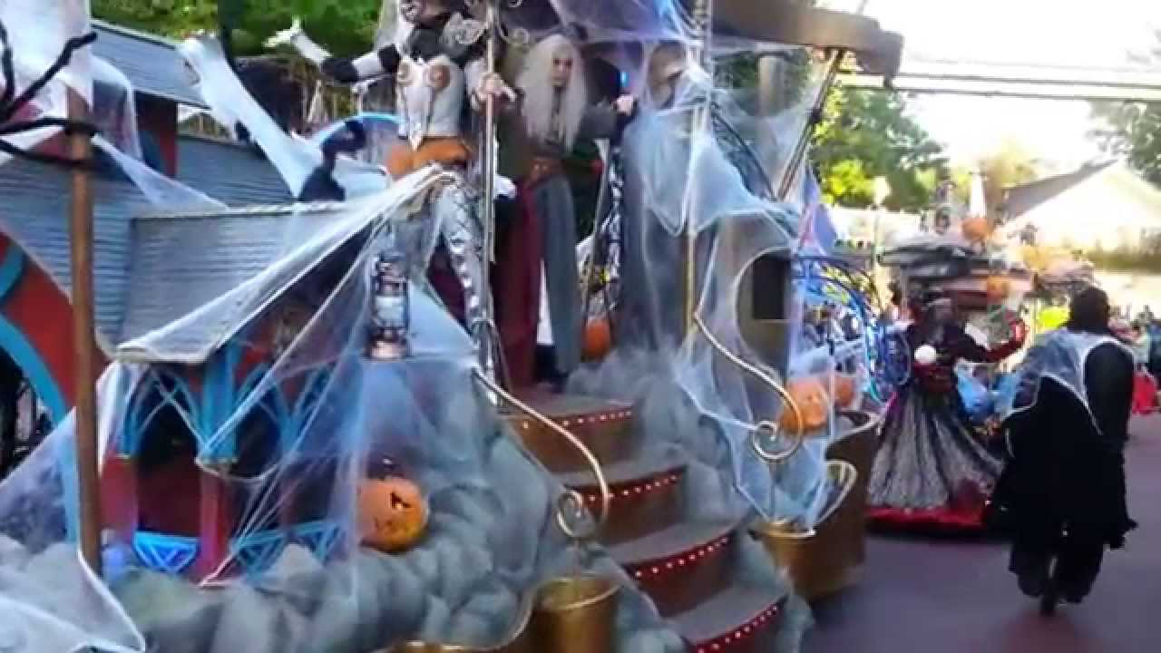 parade europa park halloween 2015 youtube. Black Bedroom Furniture Sets. Home Design Ideas