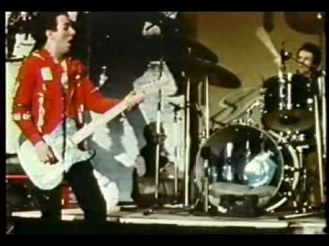 The Clash LIVE ripped from 'Punk in London' movie mp3