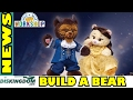 Beauty & The Beast Build A Bear Collection Out Now | DK Disney News