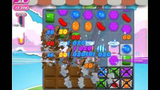 Candy Crush Saga - Level 995 - 3 stars no booster used
