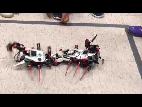 Wayne State University Robotics Summer Camp 2016
