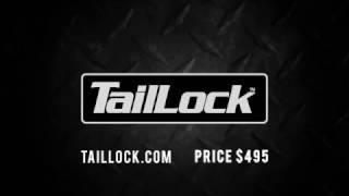 TailLock Commercial  - Tail Lock Truck Security System
