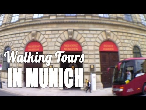 เดินเล่น Munich (München) | Germany Trip 2013