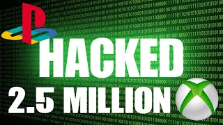 Hackers Leak Details of 2.5 Million PlayStation and Xbox Gamers Change your Password