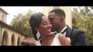 The Wedding of Kenika & John: Winter Park Presbyterian Church