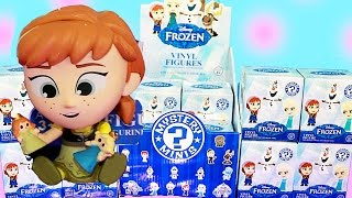 Frozen Mystery Minis New SURPRISE Funko Queen Elsa Princess Anna 2015 Blind Boxes Olaf Toys