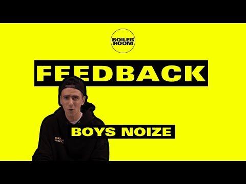 Boys Noize Reacts To Towel Stealing, Tweaking Nipples & Lady Gaga | FEEDBACK