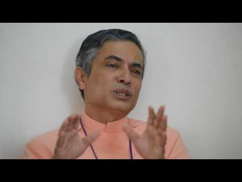 Bishop Narayan Sharma's interview