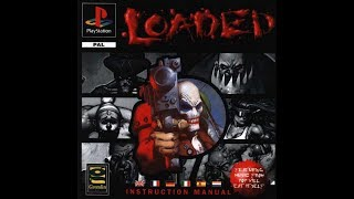 GBHBL Game Review: Loaded (PS1)