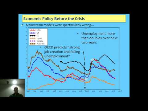 Kingston Becoming an Economist L10: Why the money multiplier model is false 1/2