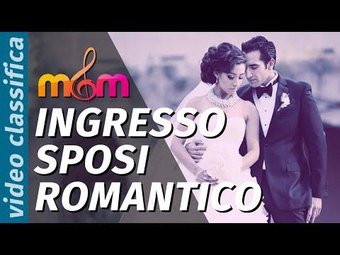 Musica per matrimonio: Top 3 Canzoni INGRESSO SPOSI ROMANTICO