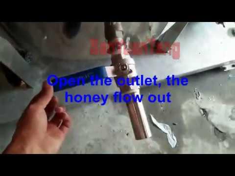 Honey Processing Equipment Honey Machine Price Manufacturer