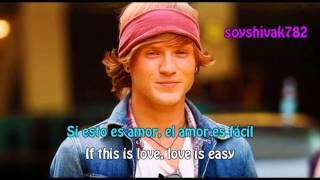 Love is easy [Dougie Style] - McFly [Español & Inglés]