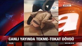 Kızının arkadaşını tekme-tokat dövdü! - 17 Ocak 2018